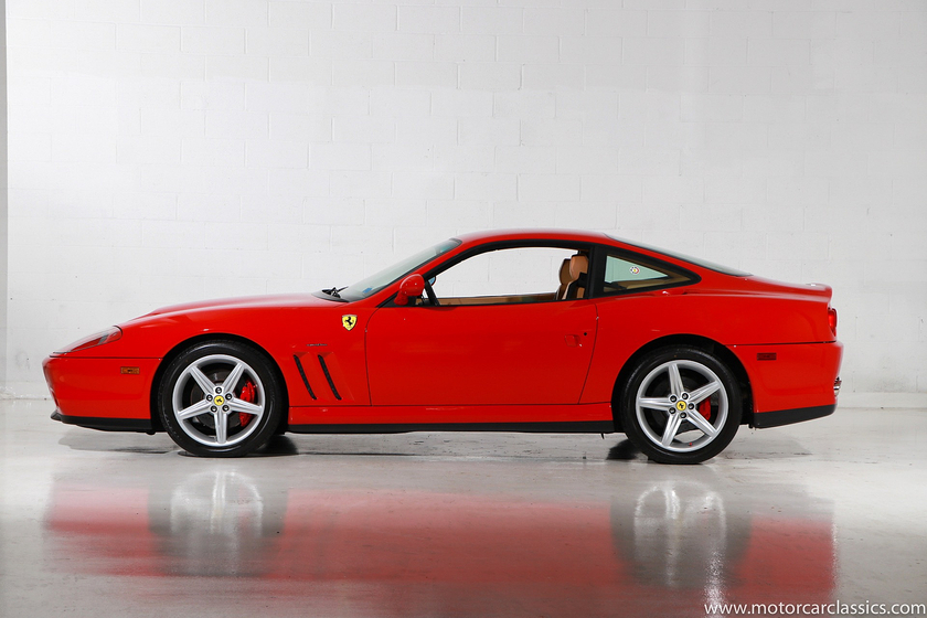 2002 Ferrari 575 M Maranello