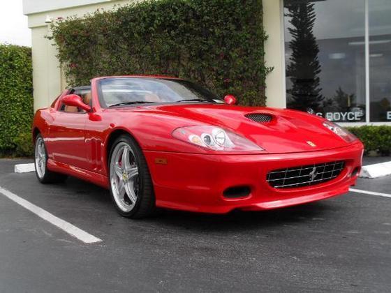 2005 Ferrari 575 M Superamerica:12 car images available
