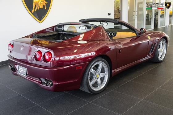 2005 Ferrari 575 M Superamerica For Sale In Costa Mesa Ca Global