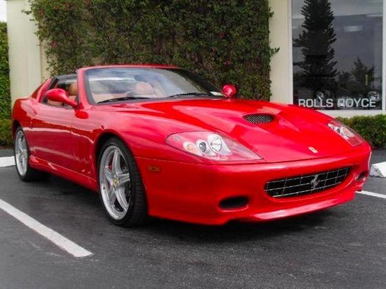 2005 Ferrari 575 M Superamerica:14 car images available