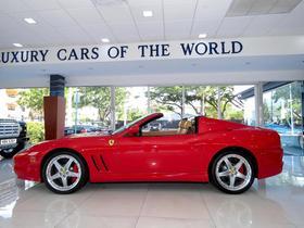 2005 Ferrari 575 M Superamerica:24 car images available