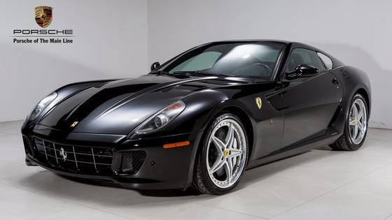 2010 Ferrari 599 GTB:21 car images available