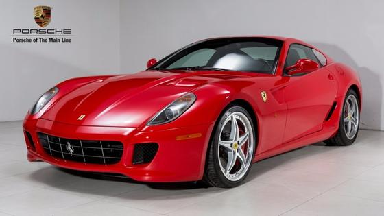 2010 Ferrari 599 GTB:20 car images available