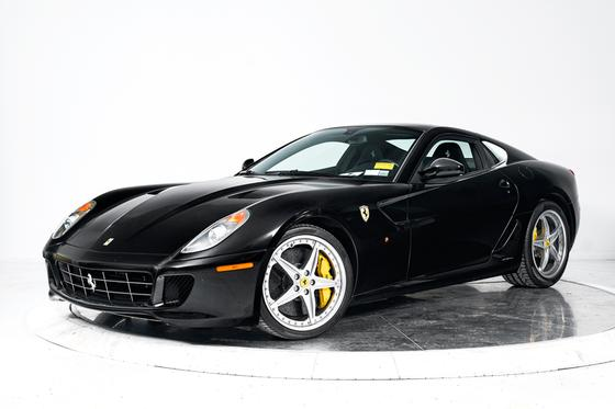 2010 Ferrari 599 GTB : Car has generic photo