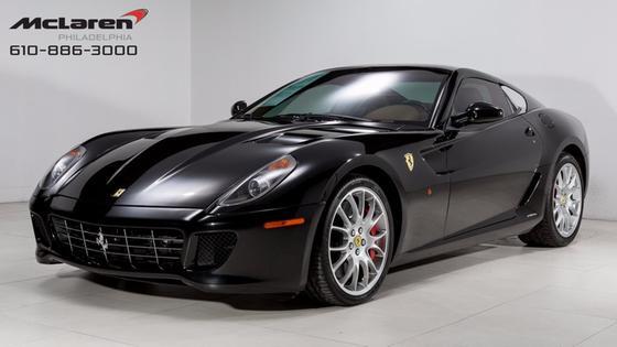 2007 Ferrari 599 GTB:16 car images available