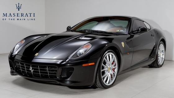 2007 Ferrari 599 GTB:20 car images available