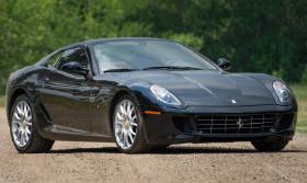 2008 Ferrari 599 GTB:18 car images available