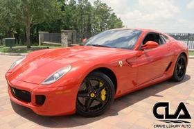 2010 Ferrari 599 GTB:24 car images available