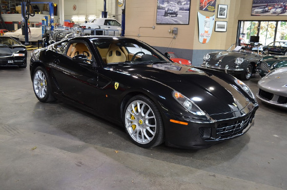 2008 Ferrari 599 GTB:22 car images available