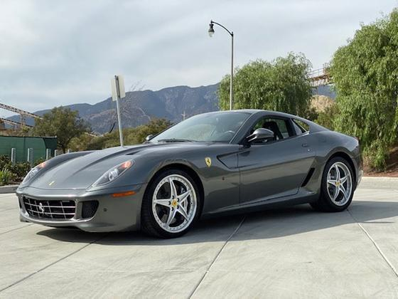 2011 Ferrari 599 GTB:15 car images available