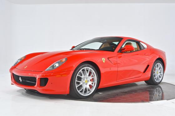 2007 Ferrari 599 GTB:24 car images available