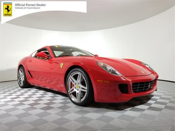 2008 Ferrari 599 GTB:20 car images available