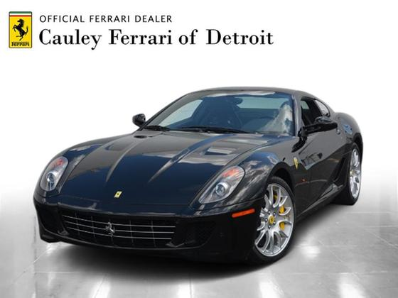 2008 Ferrari 599 GTB:24 car images available