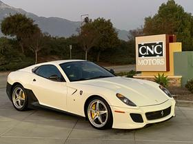 2011 Ferrari 599 GTB:10 car images available
