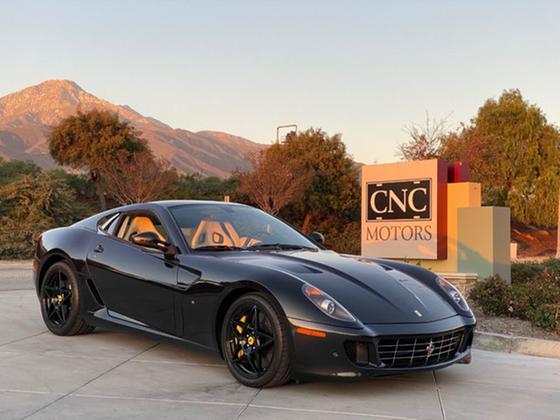 2008 Ferrari 599 GTB:9 car images available