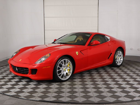2007 Ferrari 599 GTB:9 car images available
