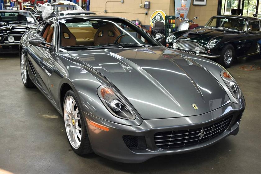 2008 Ferrari 599 GTB:12 car images available