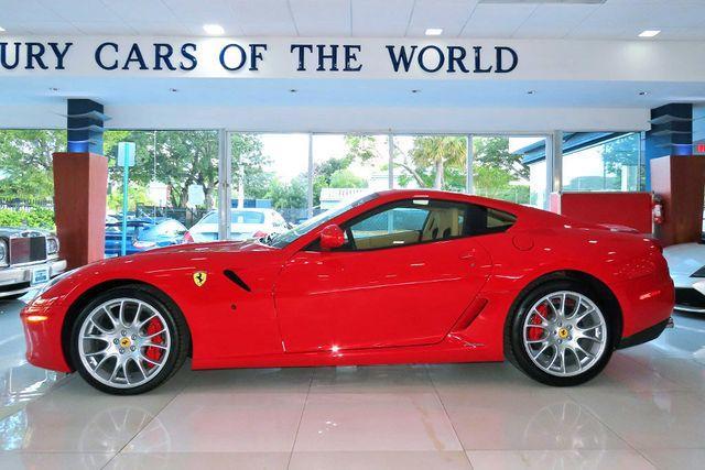 2011 Ferrari 599 GTB:24 car images available