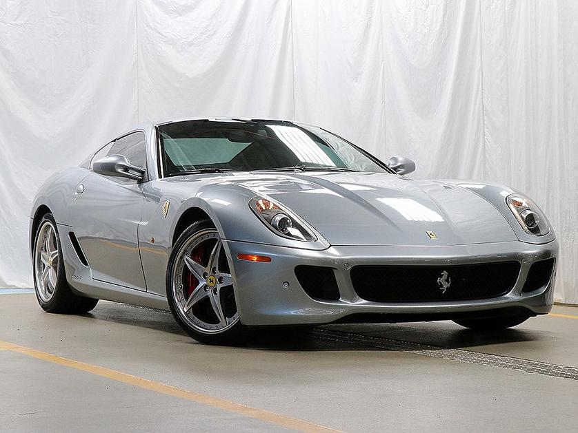 2010 Ferrari 599 GTB:24 car images available