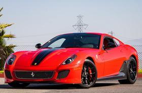 2011 Ferrari 599 GTO:24 car images available
