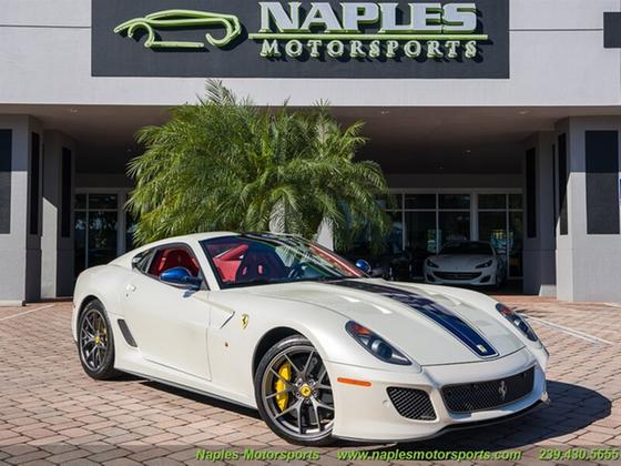 2011 Ferrari 599 GTO:24 car images available