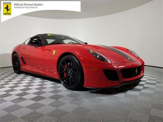 2011 Ferrari 599 GTO:20 car images available
