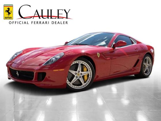 2008 Ferrari 599 HGTE:24 car images available