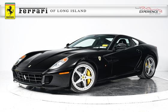 2010 Ferrari 599 HGTE : Car has generic photo