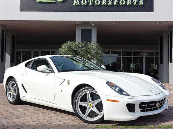 2010 Ferrari 599 HGTE:24 car images available