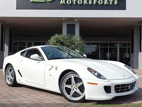 2010 Ferrari 599 HGTE:24 car images available
