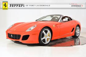 2011 Ferrari 599 SA Aperta:24 car images available