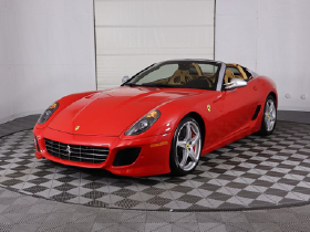 2011 Ferrari 599 SA Aperta:12 car images available