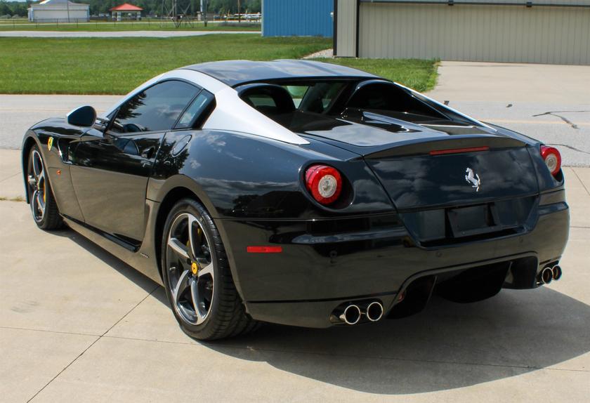 2011 Ferrari 599 SA Aperta:5 car images available