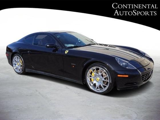 2008 Ferrari 612 Scaglietti:24 car images available