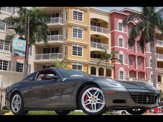 2007 Ferrari 612 Scaglietti:24 car images available
