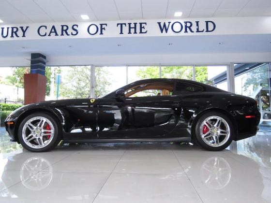 2008 Ferrari 612 Scaglietti:24 car images available