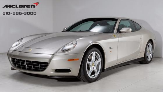 2005 Ferrari 612 Scaglietti:22 car images available