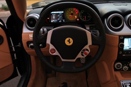 2010 Ferrari 612 Scaglietti