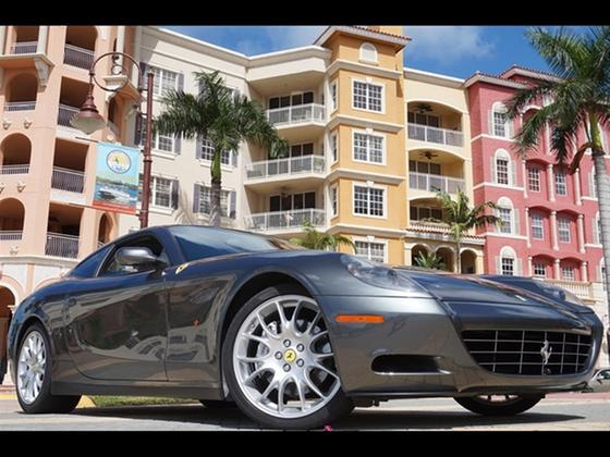 2006 Ferrari 612 Scaglietti:24 car images available