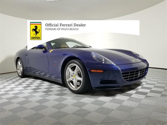 2005 Ferrari 612 Scaglietti:19 car images available
