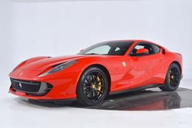 2018 Ferrari 812 Superfast :24 car images available