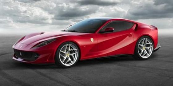 2019 Ferrari 812 Superfast  : Car has generic photo