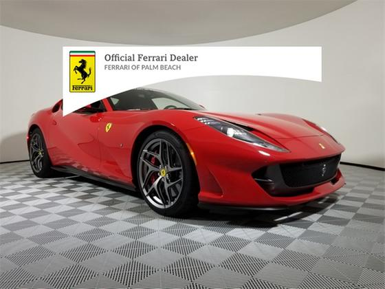 2018 Ferrari 812 Superfast :20 car images available
