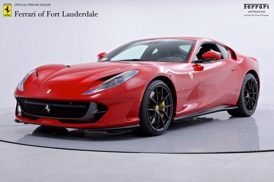 2020 Ferrari 812 Superfast :24 car images available