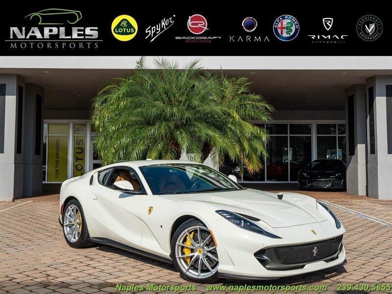 2019 Ferrari 812 Superfast :24 car images available
