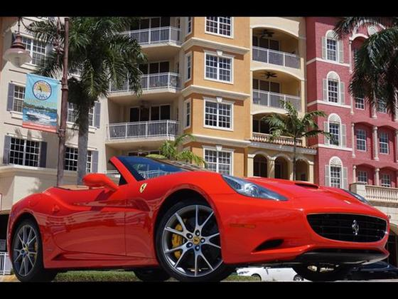 2012 Ferrari California :24 car images available