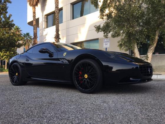 2011 Ferrari California :9 car images available