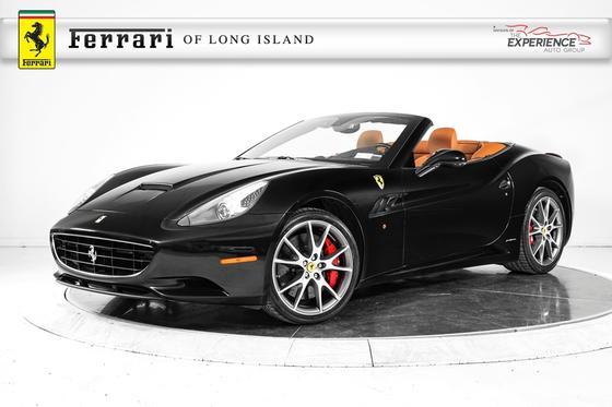 2011 Ferrari California :24 car images available