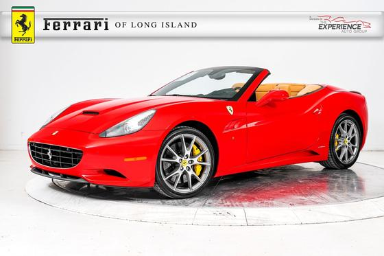 2012 Ferrari California  : Car has generic photo
