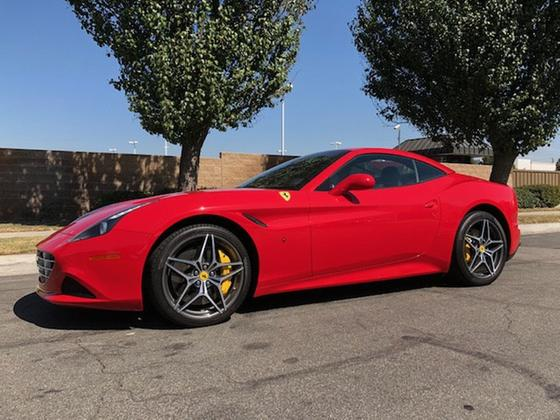 2015 Ferrari California :19 car images available